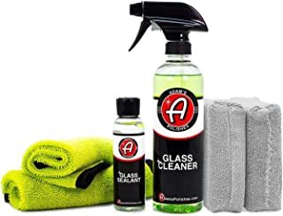 Adam's Perfect Vision Glass Cleaner & Sealant Combo