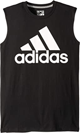 Adidas Logo Graphic Tank (Big Kids)