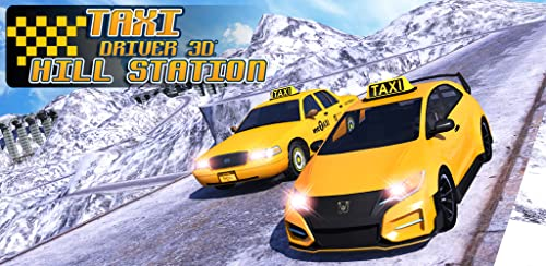『Taxi Driver : Hill Racer』のトップ画像