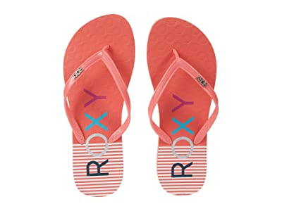 Roxy Kids Viva Stamp II (Little Kid/Big Kid) (Apple Red) Girl