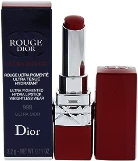 Dior Rouge Dior Ultra Rouge Lipstick - 999 Ultra Dior