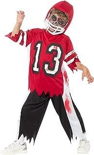 Zombie Footballer Costume