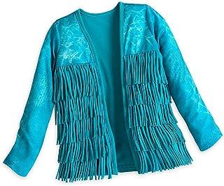 Uma Cardigan for Girls - Descendants 2 Blue