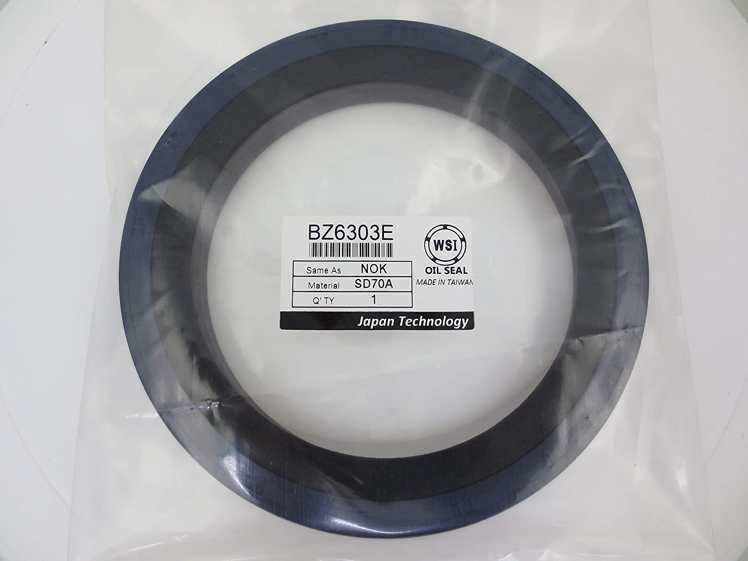 Special price for a limited time WSI BZ6303E Recommended Crankshaft Oil NOK Seal