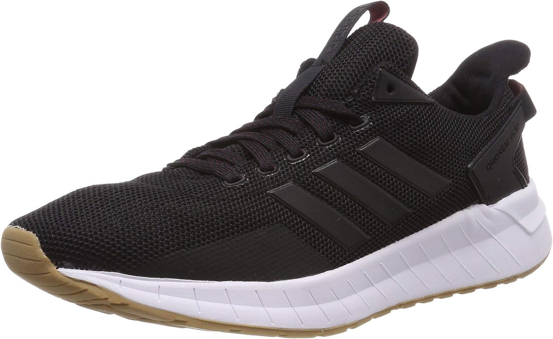 Adidas Women Running shoes Questar Ride Cloudfoam Training Work Out B44832 Black
