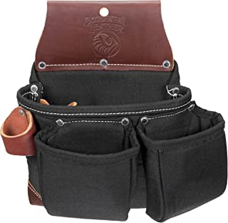 Occidental Leather B8017DBLH OxyLights 3 Pouch Tool Bag - Left Handed