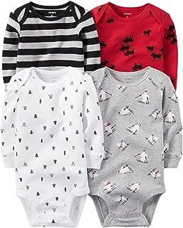 Carter's Baby Girls' Multi-pk Bodysuits 126g459