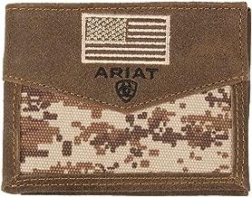 Ariat Men's Sport Patriot Bifold Wallet