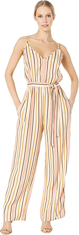 Cha Cha For Now Woven Jumpsuit