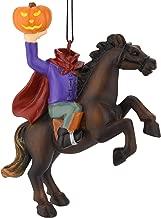 Tree Buddees Headless Horseman with Pumpkin Halloween/Christmas Ornaments