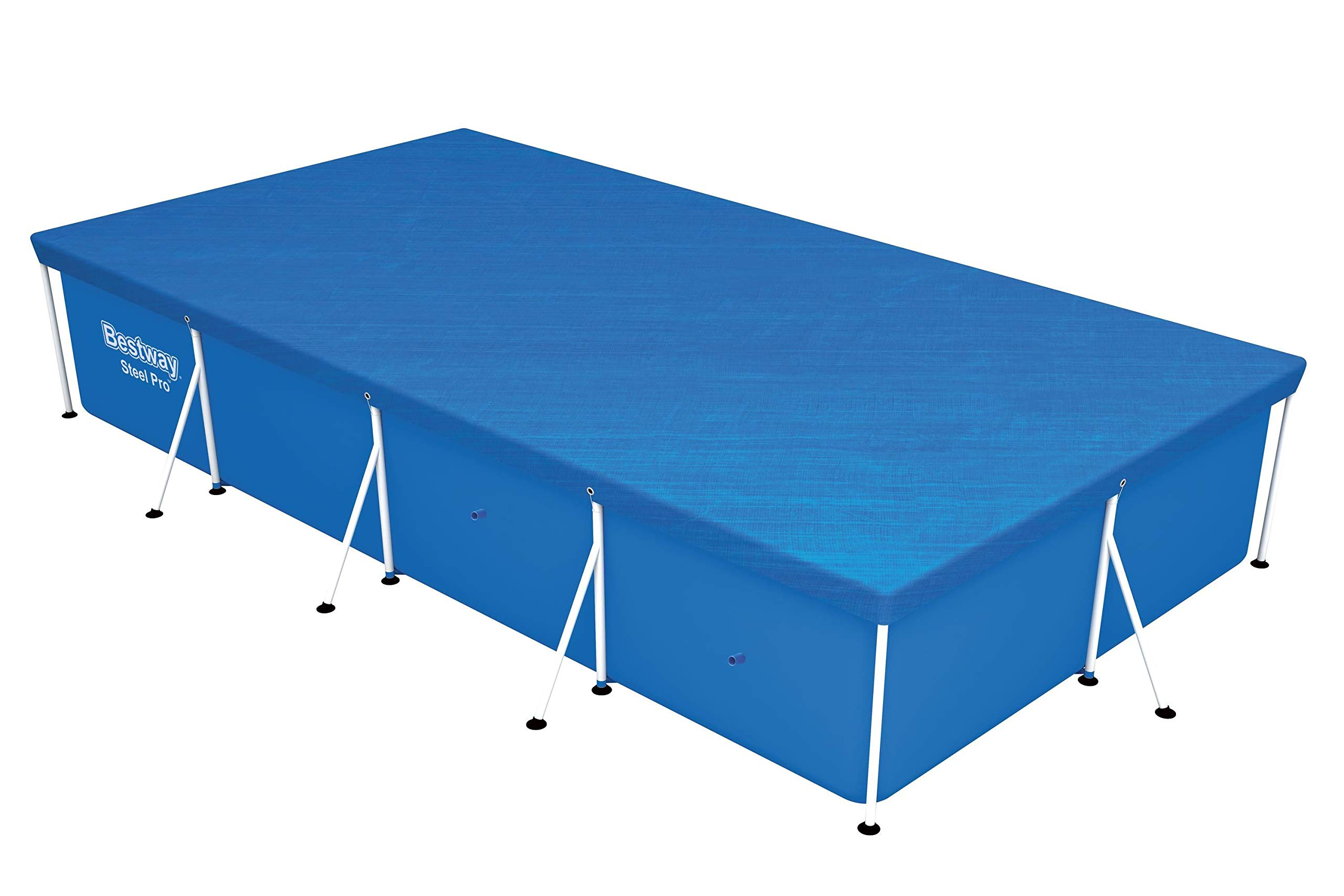Bestway - Pisc.Cobertor Piscina Rect.410x226cm.: Amazon.es: Jardín