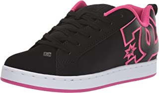 Women's Court Graffik Low Top Casual Skate Shoe