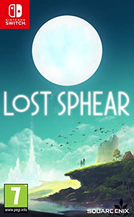 Square Enix Lost Sphear (Nintendo Switch)
