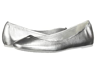 Kate Spade New York Kora (Silver Metallic Nappa) Women