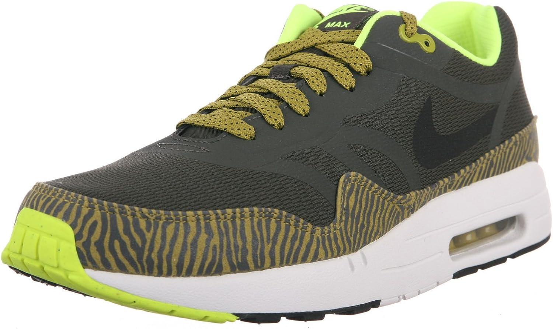 Nike Air Max 1 PRM Tape Mens Running Shoes Model 599514 007