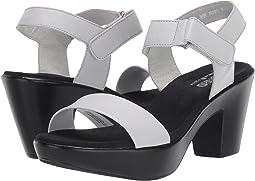 8446f2e663b8 Women s Comfort White Sandals + FREE SHIPPING