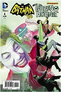 Batman 66 Meets Green Hornet #4 (Of 6)
