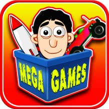 Games For Boys Mega Box (Free)
