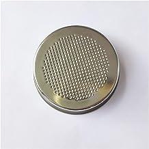 YMHAN® 58mm Double-Cup koffiemachine Niet-onder druk gezet filtermand Fit voor huishoudelijke koffiezetapparaat accessoire...