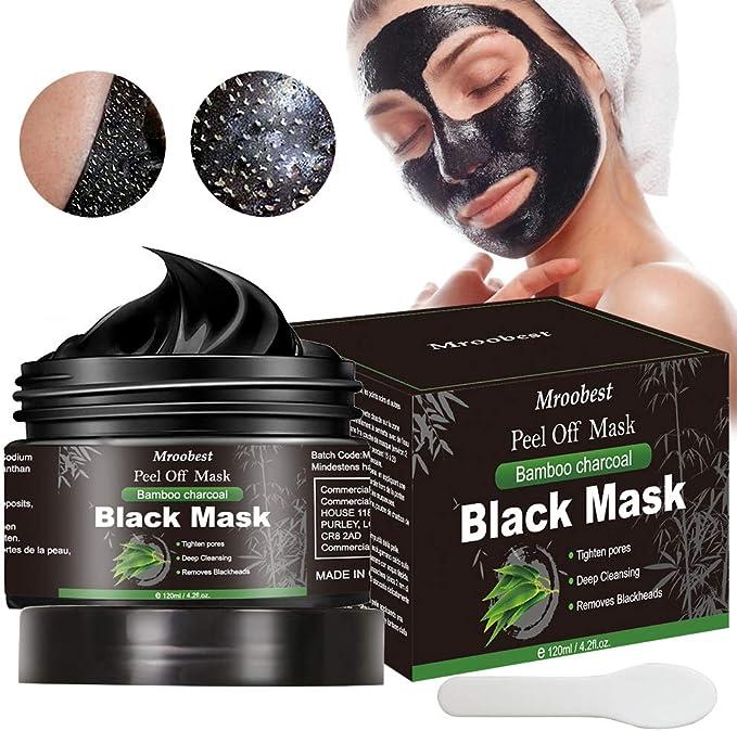 72261 opiniones para Puntos Negros Mascarilla, Blackhead Remover Mask, Mascarilla Exfoliante, Peel