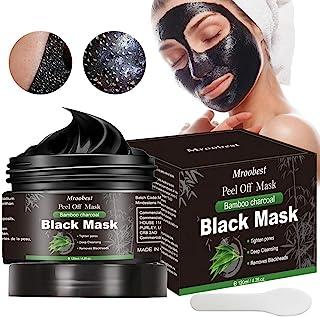 Blackhead Remover Mask Mascarilla Exfoliante Mascarilla negra Peel Off Mask Deep Cleansing Mascarilla Exfoliante Limpi...