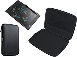 Navitech Eva Hard Black Graphics Tablet Case/Cover for The Themoemoe LCD Writing Board