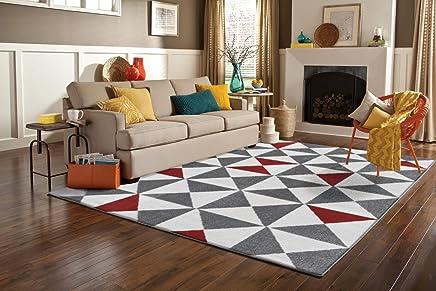 Amazon.fr : scandinave - Moquettes, tapis et sous-tapis / Décoration ...