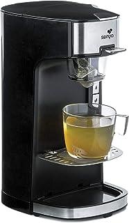 Senya SYBF-CM013N Machine Tea Time, théière électrique Compatible thé en Vrac ou en Sachet, avec infuseur Amovible, Noire ...