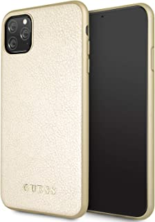 CG MOBILE Case for iPhone 11 Pro Max Guess Iridescent Gold