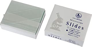 Omegon microscope slides with wells  pack