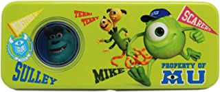 Green Sulley, Mike, Terry, and Terri Monsters University Pencil Box