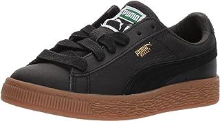 PUMA Basket Classic Gum Deluxe Kids Sneaker