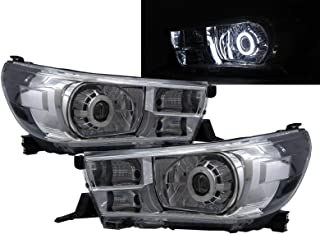 CABI AN120/AN130 Hilux Revo 2015 present Eighth generation - Pickup 2D/4D CCFL Projector Headlight Headlamp for TOYOTA LHD