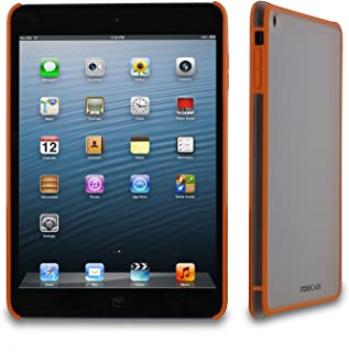 rooCASE Fuse (Frost/Orange) Snap-On Shell Case for Apple for Apple iPad Mini 7.9-Inch Tablet
