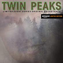 Twin Peaks Limited Event Series Soundtrack Score