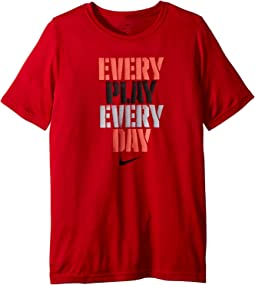 Nike Kids Dry Training Every Play T-Shirt (Little Kids/Big Kids)