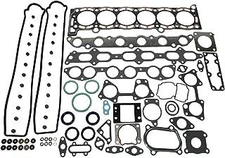 DNJ HGS942 Graphite Head Gasket Set for 1986-1992 / Toyota/Cressida, Supra / 3.0L / DOHC / L6 / 24V / 2954cc / 7MGE, 7MGTE