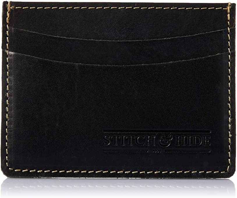 Stitch & Hide Men's Herbert card