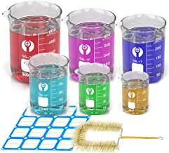 Best lab beakers and flasks Reviews