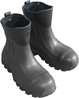 """Billy Boots Commander EVA Protective Composite Safety Toe Boots 9"""" Tall for Men and Women"""