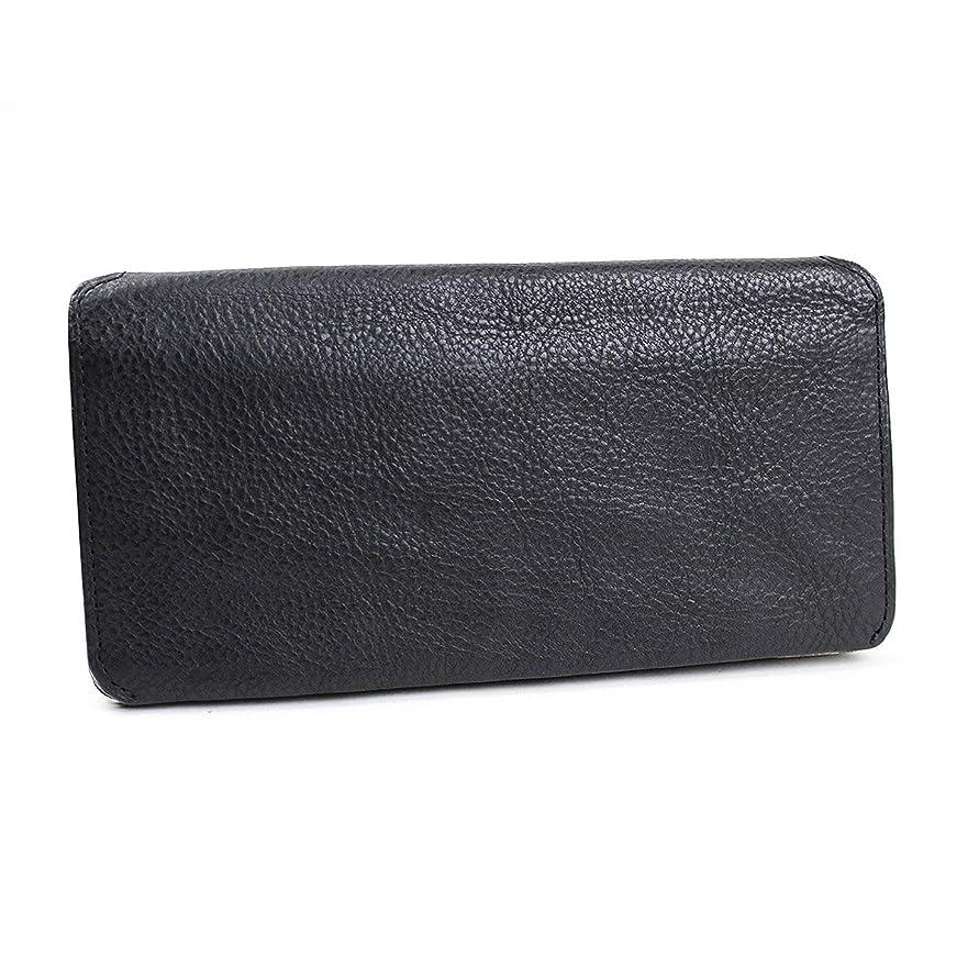 あたり大胆なきらきら[ダコタ] ブラックレーベル BLACK LABEL ダンテ 薄型 2折長財布 イタリア製牛革 本革 0626203