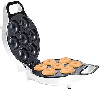 Chef Buddy 82-KIT1066 Mini Donut Maker-Electric Appliance Machine to Mold Little Doughnuts Using Batter/Mix-Bake Chocolat...