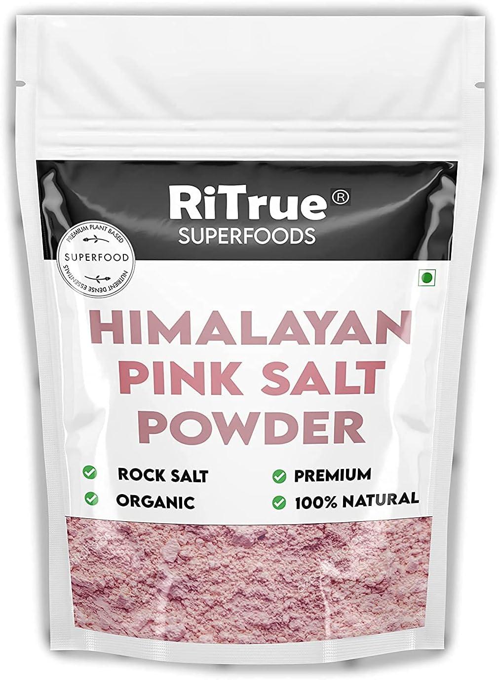 Bluenile Himalayan Pink Rock Salt Fine Pouch Gen San Diego Mall - Spasm price 500 Powder Gm