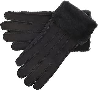Lambland Ladies Genuine Sheepskin Cuffed Gloves