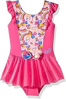 Jojo Siwa By Danskin Girls' Big Bow Dance Dress