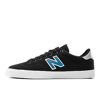 New Balance Numeric AM210 (Black/Blue) Skate Shoes