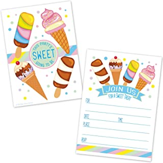 Best ice cream party invitations wording Reviews