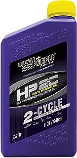 Royal Purple HP 2-C High Performance 2-Cycle Oil 01311 - Qty (2)