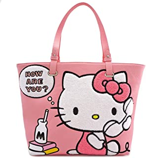 x Hello Kitty Telephone Tote Bag