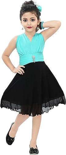 Kids Party Midi Dress for Girls